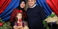 Minik Zeynep#039;in 3. yaş mutluluğu