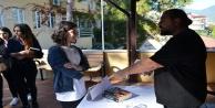 ÖHEPli öğrenciler ünlü yazar Hakan Günday ile buluştu