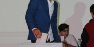 Rekor oyla Alanya Öğrenci Meclis Başkanı Yılmaz oldu