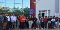 Üniversite öğrencilerine 'Drone eğitimi
