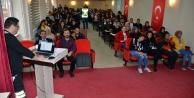 Üniversitelilere trafik kazalarına önlem semineri