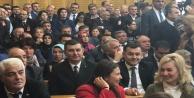 Yücel ve Türkdoğan Ankara#039;da