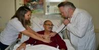 50 yıllık sigara tiryakisi kanser hastası Alanyada şifa buldu