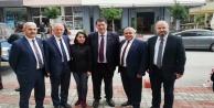 AESOB Alanya Sicil Bürosuna kalabalık açılış