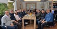 AGC Başkanı Coşkun#039;a oda başkanlarından ziyaret