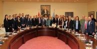Akdeniz üniversitesi bölge temsilcisi seçildi