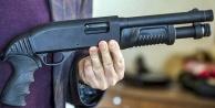 Alanya#039;da pompalı tüfek paniği