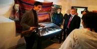 Alanya Fen Lisesinde mini müze açıldı
