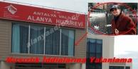 Alanya Huzurevindeki hırsızlık iddialarına yalanlama