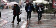 Alanya#039;ya kuvvetli yağış uyarısı! Meteoroloji saat verdi