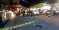 Alanyada çıkan silahlı kavgada biri kadın 2 kişi yaralandı