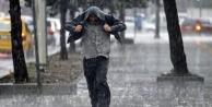 Alanyada gece için sağanak yağış uyarısı yapıldı