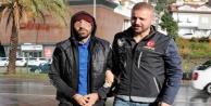 Alanyada  uyuşturucu taciri imam hatip hademesi tutuklandı