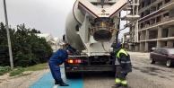 Alanyada yük kamyonu denetimleri arttırıldı