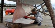 Alanyadaki tur tekneleri yaza hazırlanıyor