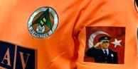 Alanyaspor#039;dan şehit emniyet müdürüne vefa