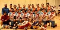 ALKÜ voleybol takımı 1. ligde