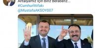Antalya#039;da cumhur ittifakı başladı