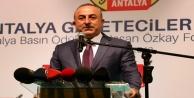 """Bakan Çavuşoğlu, """"Fransız polisinin kullandığı aşırı güç, ibretliktir"""""""
