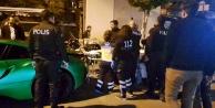 Alanya#039;da bir barda çıkan kavgada silahlar konuştu