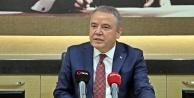 """Başkan Böcek Ben CHPde kimseyi satmam"""""""