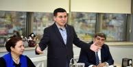 """Başkan Tütüncü Antalyanın yenilenmesi için dünya çapında çalışmalar yaptık"""""""