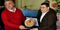 Başkan Tütüncü Fahri Hemşeri seçildi