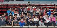 Belediyespor Muay Thai#039;de madalyaya doymuyor