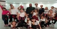 Belediyespordan modern dans kursu