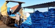 Denetimler sonucu 439 ton kömür il dışına gönderildi