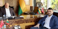 Fahri Konsolos Şahine ziyaretler başladı