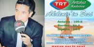 HOTED Onursal Başkanı TRTye konuk olacak