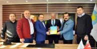 İYİ Partili Sönmez resmi başvurusunu yaptı