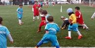 Belediyespor Kış Futbol Okulu#039;na Alanya#039;dan yoğun ilgi