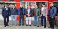 Komite Çekiç Otomotiv'de toplandı