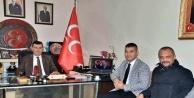 Küreşoğlundan Türkdoğana ziyaret