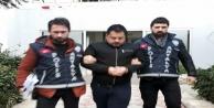 Kuyumcu hırsızı polisten kaçamadı