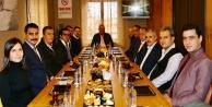 Meslek Komite  toplantıları hız kesmiyor