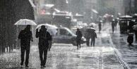 Meteoroloji uyardı: Antalya#039;ya kuvvetli yağış geliyor!