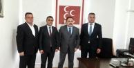 MHP Antalya İl Başkanlığından ittifak açıklaması