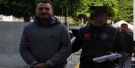 Motosiklet hırsızı şehir kamerasından yakalandı