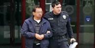 Pazarda kadını taciz ettiği iddia edilen şüpheli yakalandı