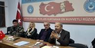 Peker Türk milletini Doğu Türkistan davasına sahip çıkmaya davet ediyoruzquot;