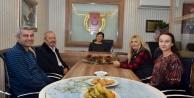 Türk Eğitim Sen#039;den AGC#039;ye ziyaret