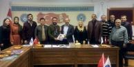 Türk Ocaklarından Tese ziyaret