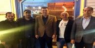 Türkdoğandan hayırlı olsun ziyareti