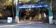 Alanya#039;daki mezarlıklar bakıma alındı