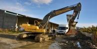 ASAT Alanya'da 5 mahallenin yağmur suyu sorununu çözdü