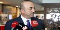 """Bakan Çavuşoğlu: Bunun arkasında PKK olduğunu biliyoruz"""""""