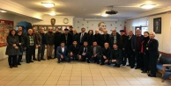 Çorbacı CHPli eski ilçe başkanlarıyla buluştu